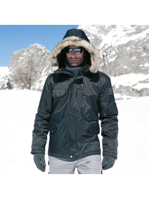 Plain Cyclone Parka Work-Guard Ultimate Result