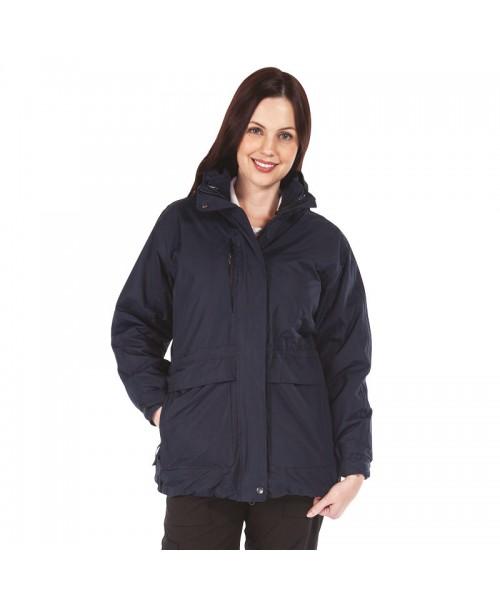 Plain Jacket Ladies Benson II 3-in-1 Regatta