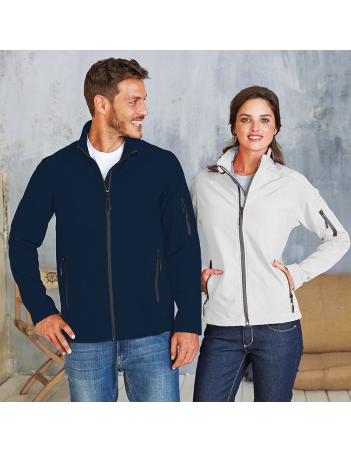 Plain Jacket Soft Shell Kariban