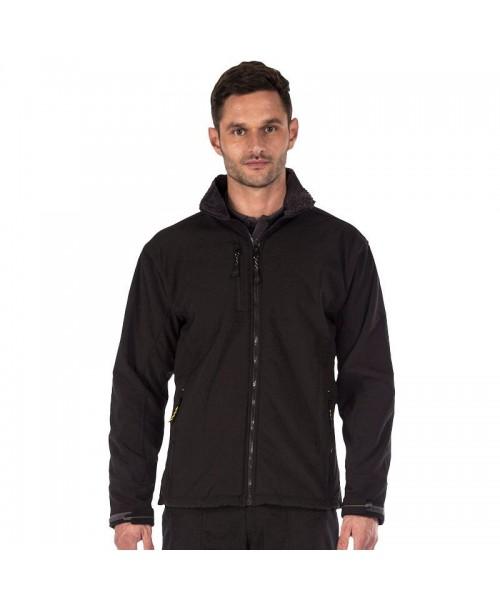 Plain Soft Shell Jacket Groundfort Regatta Hardwear