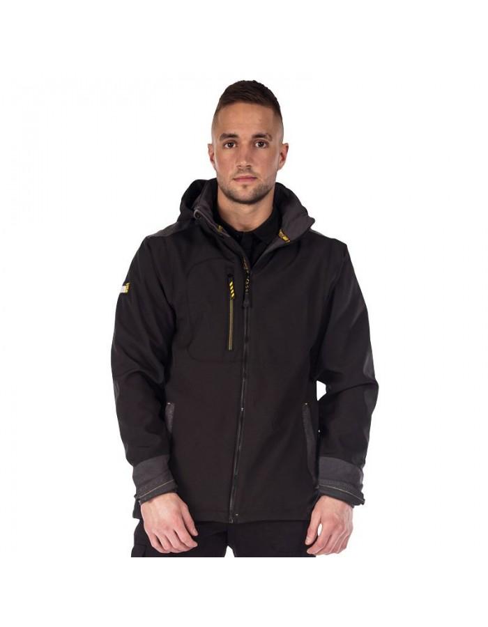 Plain Soft Shell Jacket Enforcer Regatta Hardwear