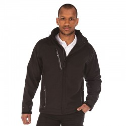 Plain Soft Shell Jacket Apex Regatta