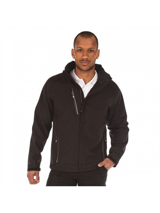 Plain Soft Shell Jacket Apex Regatta
