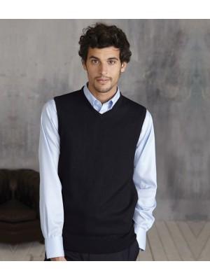 Plain Sweater Sleeveless Cotton Acrylic Kariban 290 gms GSM