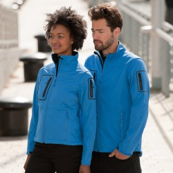 Plain Sports Shell 5000 Jacket Ladies Russell