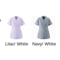 Plain tunic Women's stripe Alexandra 180 GSM