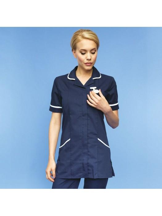 Plain tunic Vitality healthcare Premier 195 GSM