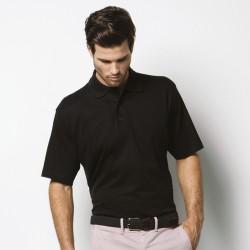 Plain Polo Shirt Jersey Knit Kustom Kit 210 GSM