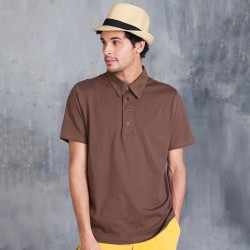 Plain Polo Shirt Jersey Kariban 180 GSM