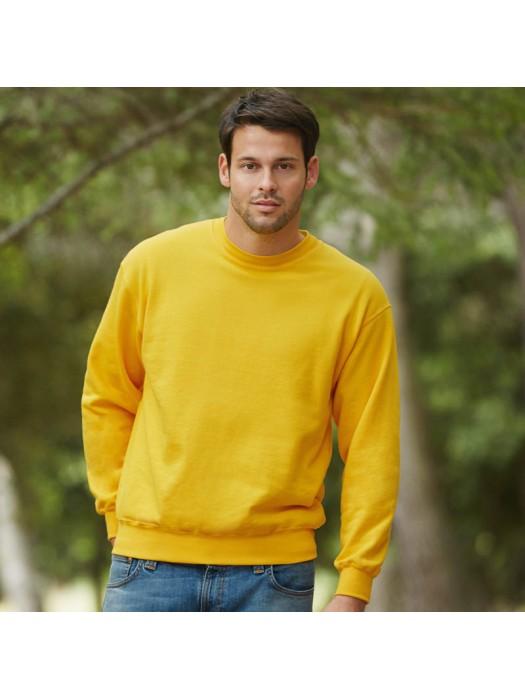 Plain Sweatshirt Drop Shoulder Fruit of the Loom 280 GSM
