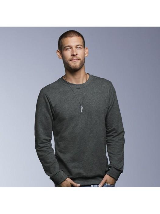 Plain Sweatshirt French Terry Drop Shoulder Anvil 237 GSM
