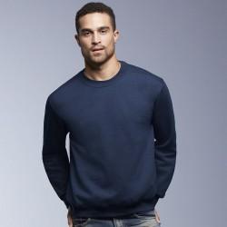 Plain Sweatshirt Fashion Drop Shoulder Anvil 245 GSM