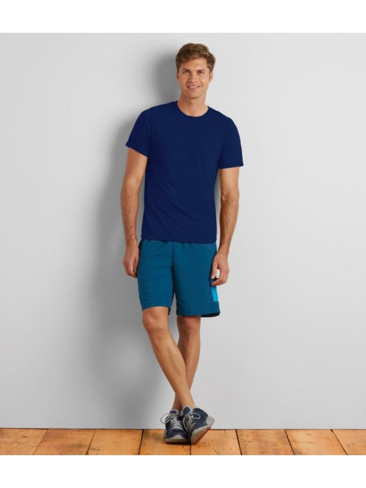 Plain T-Shirt Performance Gildan White 145 gsm Cols 153 GSM