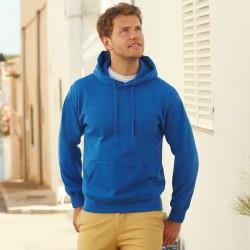 Plain Sweatshirt Premium Hooded Fruit Of The Loom 280 GSM