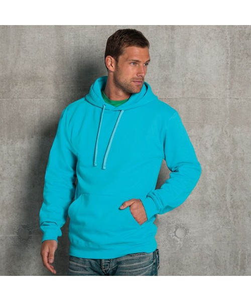 Plain Sweatshirt Hooded Russell 295 GSM