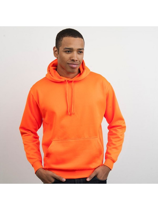 AWDis Electric Hoodie JH004 Bright colourful stand out Unisex hooded sweatshirt