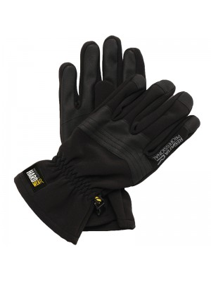 Plain Soft Shell Gloves Denman Regatta Hardwear