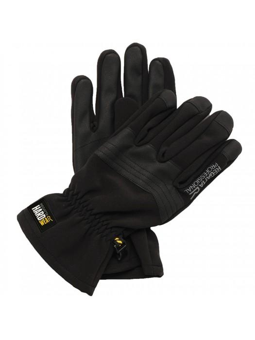 Plain Soft Shell Gloves Denman Regatta Hardwear