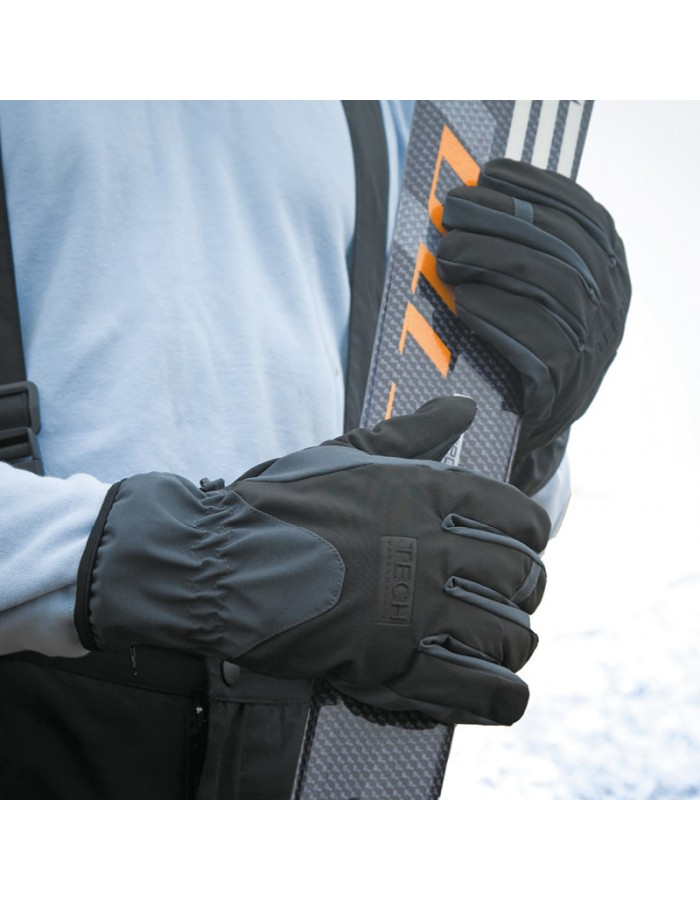 Plain Sport Gloves TECH Performance Result