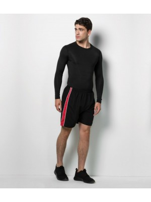 Plain Shorts Contrast Track Gamegear