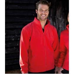 Plain Fleece Jacket Core Outdoor Result 280 gsm GSM