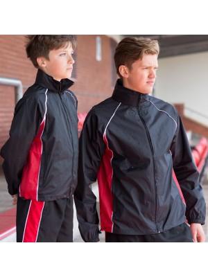Plain Jacket Showerproof Training Finden & Hales