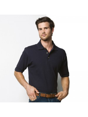Plain Polo Shirt Augusta Pique Kustom Kit 210 GSM