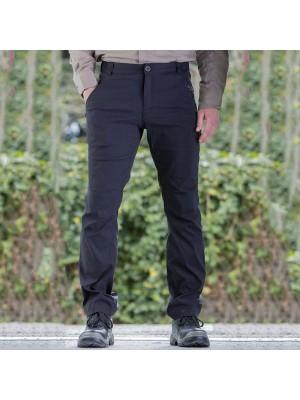 Plain Kiwi pro-stretch trousers Carghoppers 500 GSM