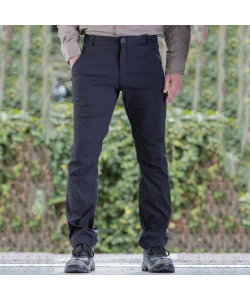 Plain Kiwi pro-stretch trousers Carghoppers 500 GSM