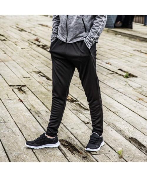 Plain training pant Slim leg TOMBO 200 GSM