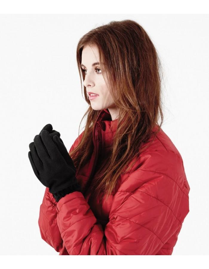 Plain Gloves Suprafleece Alpine Beechfield 280 gsm