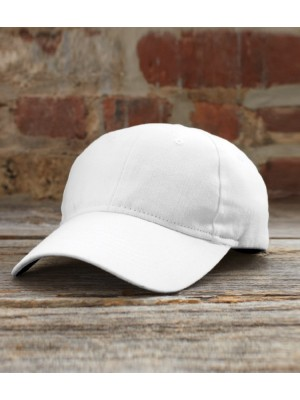 Plain Cap Brushed Twill Anvil