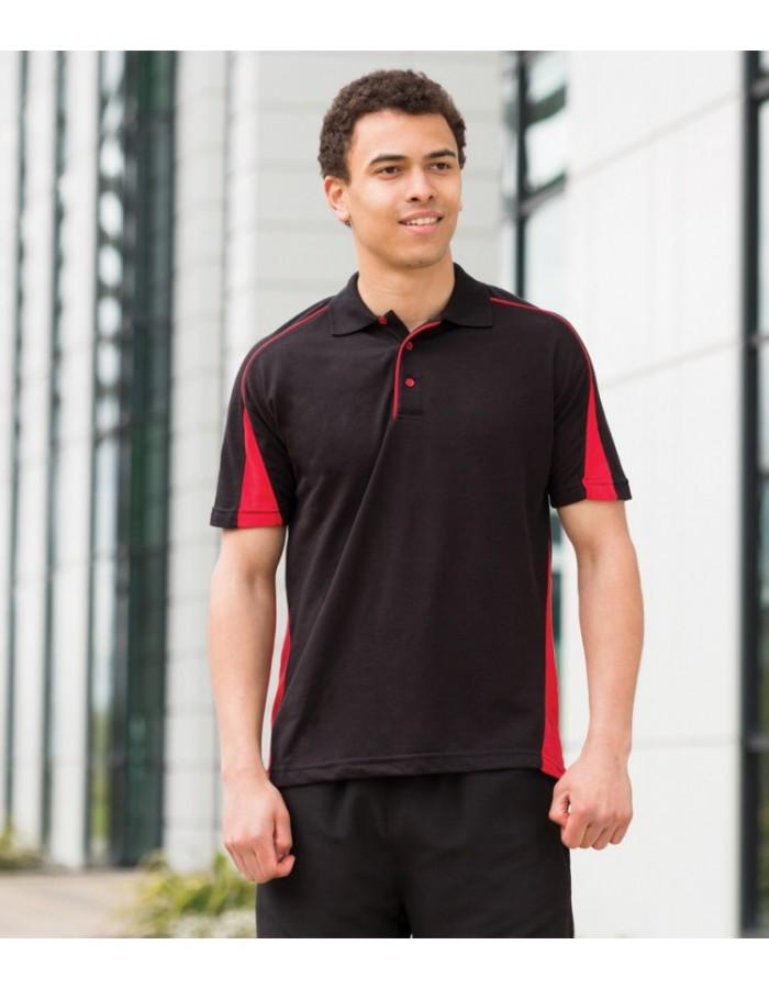 Plain Polo Shirt Club Pique Finden & Hales 200 GSM