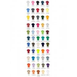 Gildan 185 GSM Heavy cotton deluxe  t-shirt