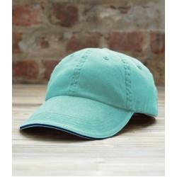 Plain Cap Pigment Dyed Anvil