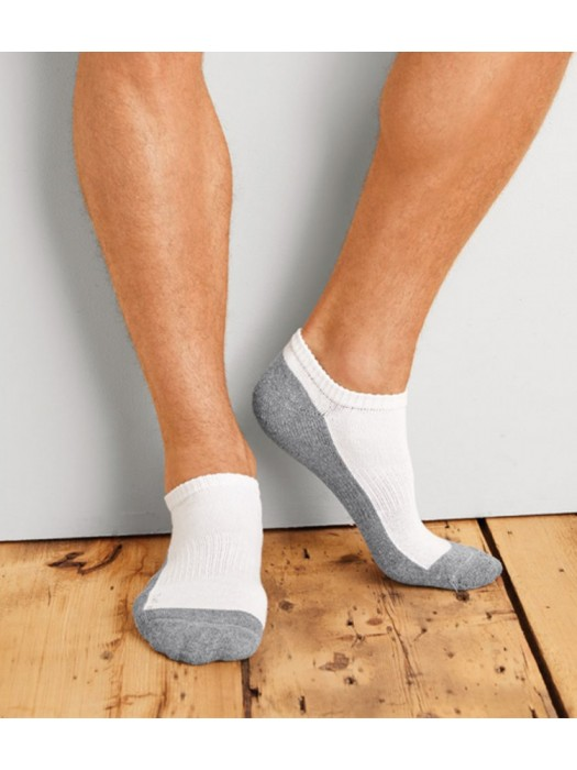 Plain Socks No Show Gildan