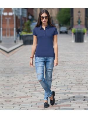 Plain Shirt Jersey Polo Skinnifit 180 gsm GSM