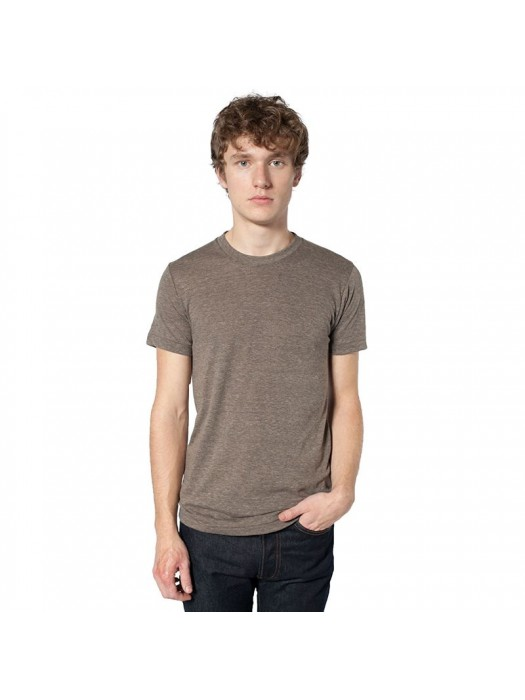 Long Length AA Tri-blend vintage short sleeve tshirt