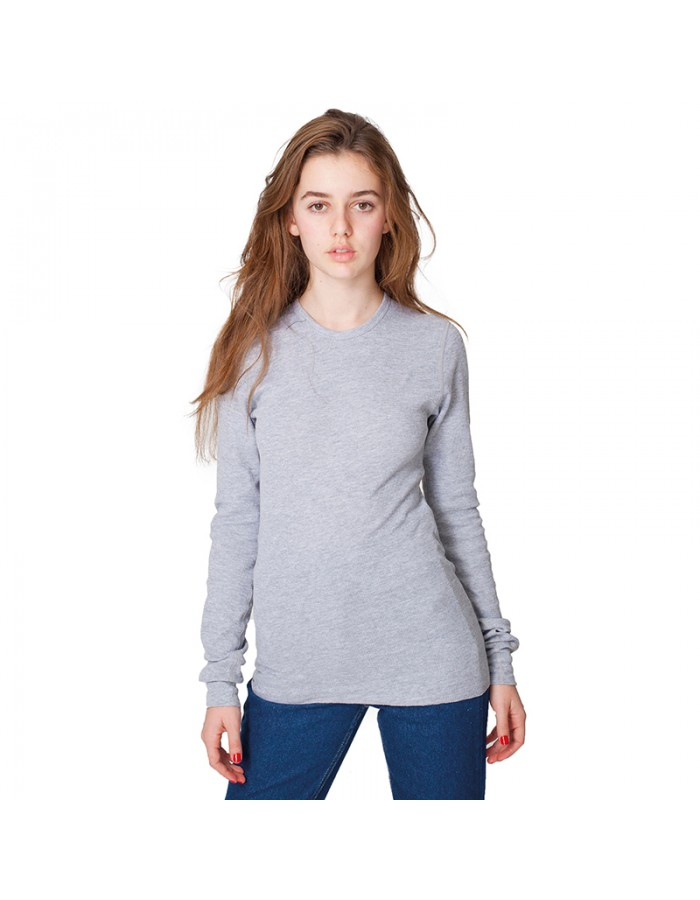 Thermal long sleeve t-shirt