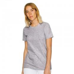 Plain Women's fine jersey classic t-shirt American Apparel 146 GSM