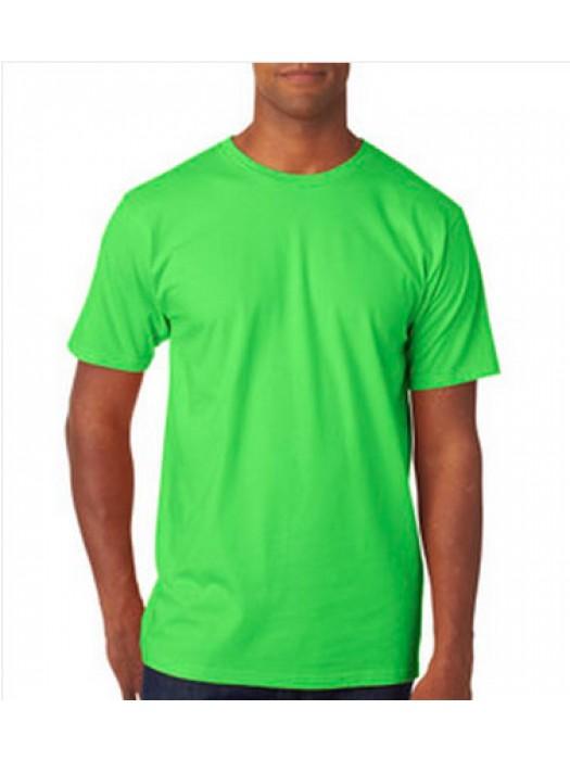 Anvil Neon Green Fashion Tee