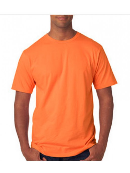 Anvil Bright Neon Orange Fashion Tee