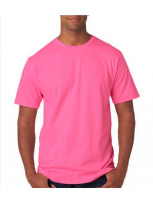 Anvil Neon Pink Fashion Tee