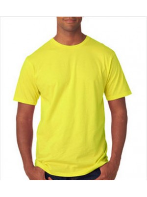 Anvil Neon Yellow Fashion Tee