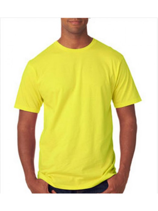 Anvil Neon Yellow Fashion Tee