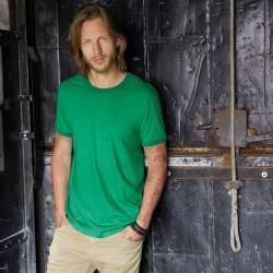 Anvil preshrunk ringer contrast t shirt