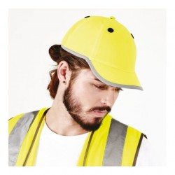 Cap Enhanced-viz bump Beechfield Headwear
