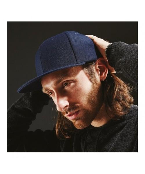 Snapback Cap Signature 6 panel Beechfield Headwear
