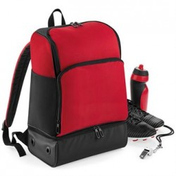 Plain HARDBASE SPORTS BACKPACK BAG NEW BAGBASE 390 GSM