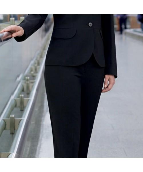 Plain Women's Miranda Trouser BROOK TAVERNER 270 GSM